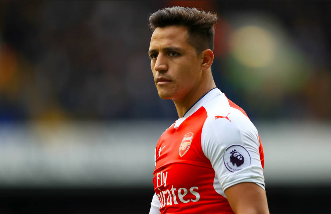 Alexis-Sanchez-Arsenal