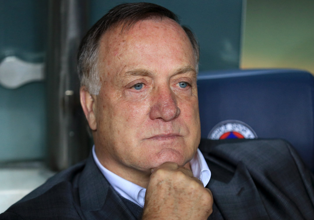 netherlands-name-dick-advocaat-as-manager